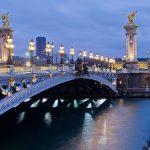 EL PUENTE ALEJANDRO III EN PARIS