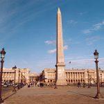 LA PLAZA DE LA CONCORDIA EN PARIS