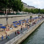 LAS PLAYAS DE PARIS
