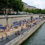 LAS PLAYAS DE PARIS