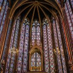 LA SAINTE-CHAPELLE EN PARIS