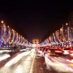 PARIS, LA CIUDAD DE LA LUZ, EN NAVIDAD
